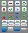 Application icons color set