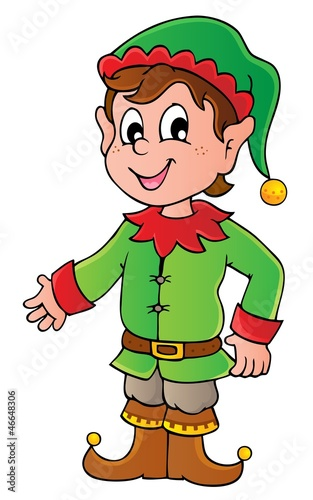 Christmas elf theme 1