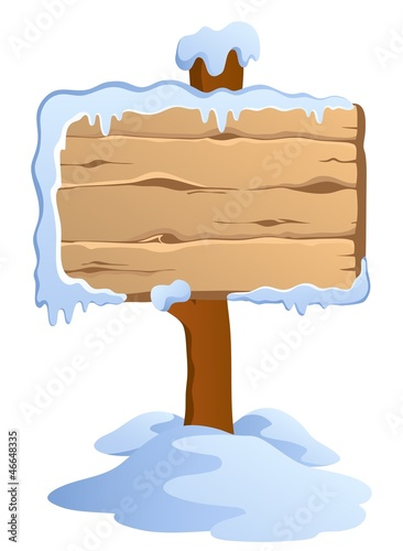 Winter labels theme image 4