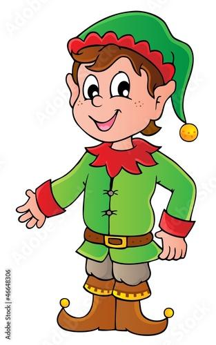 Christmas elf theme 1