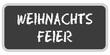 TF-Sticker eckig oc WEIHNACHTSFEIER