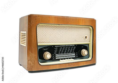 radio retro - 46652730