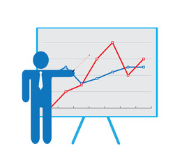 Personal presentation icon