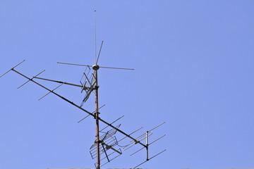 Terristische Antennenanlage