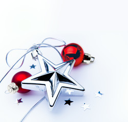 art christmas tree decoration