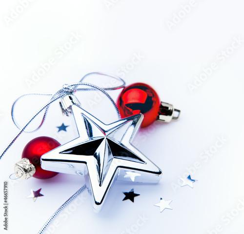 art christmas tree decoration