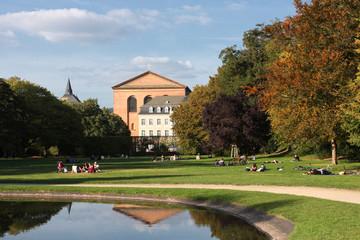Kurfurstliches Palais in Trier, Germany