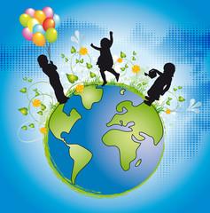 children in the world