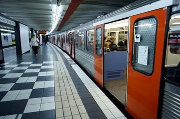 U-Bahn-Station St. Pauli