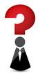 question mark tux icon