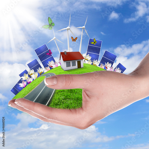 Ecology and safe energy