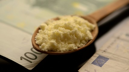 Milk powder Leche en polvo 분유 الحليب المجفف