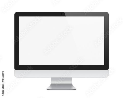 Modern Computer Monitor - 46663594