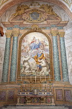 Rome - Basilique autel de Sainte-Marie des Anges