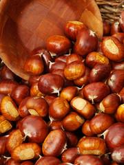 Basket of Chesnuts