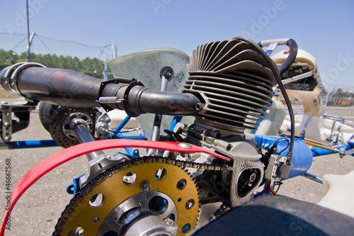 motore go-kart