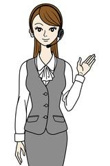 Female operator, Guide