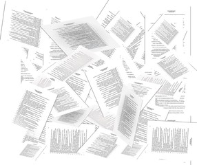 Many business documents