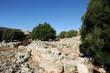 Maisons du village talayotique de s'Illot à Majorque