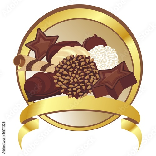 chocolate logo