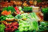 Fototapeta warzywa - rynek - Warzywo