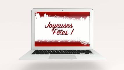joyeuses fêtes pc portable 01