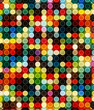 colorful textured mosaic background