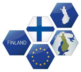 Vector Iconset *** EU Finland