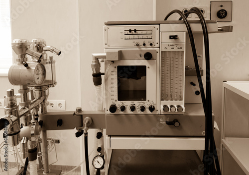 Medical-diagnostic equipment room