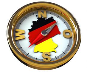 Kompass Deutschland