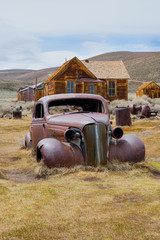 Bodie town(ghost town), California