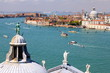 Vue aérienne de Venise -Italie