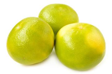 Citrus sveetie on a white background