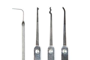 Werkzeug zur Schlossöffnung (Lockpicking)