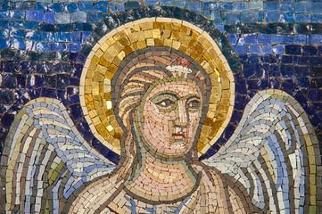 Mosaic: Angel