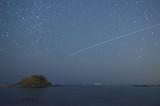 Fototapeta niebo - krajobraz - Noc