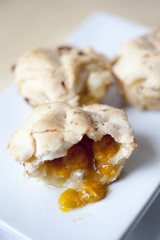 Ground Cherry Mini Pies