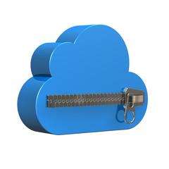Cloud Reissverschluss