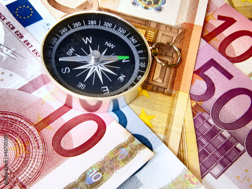 euro over  european currency