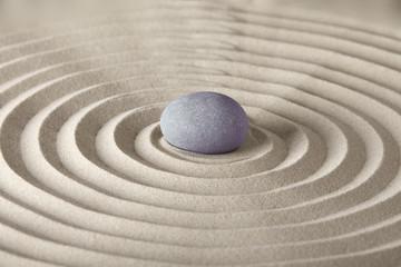 spiritual zen garden