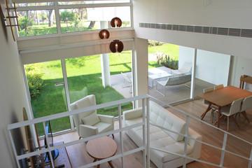 soggiorno di un appartamento moderno