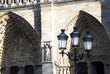 Notre Dame de Paris - detail
