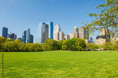 Zdjęcia na płótnie, fototapety na wymiar, obrazy na ścianę : Central park, New York