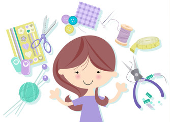 Happy Crafter- Many Crafts