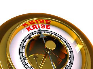Barometer Krise