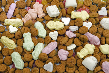 Traditional sweets from the Netherlands