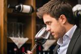 Fototapety Red wine