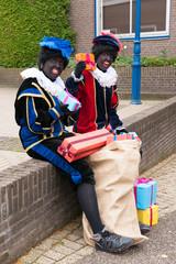 Dutch black Petes outdoor