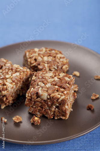 Gluten free cereal cakes