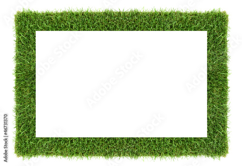 natural frame incl. clipping path